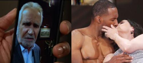 Beautiful, anticipazioni americane: Carter è con Fuller e riceve una videochiamata da Eric.