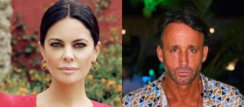 Escassi y María José Suarez estarían comenzando una relación después del divorcio de ésta - (Intagram)