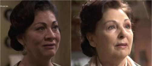 Una vita, trame al 1° agosto: Agustina lascia Acacias, Bellita non perdona Josè Miguel.