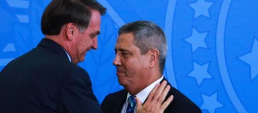Braga Netto deu declarações em tom de ameaça à democracia (Valter Campanato/Agência Brasil)