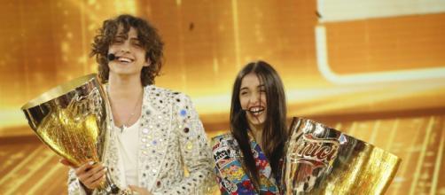 Giulia Stabile nel video di 'Malibù': è sua la coreografia per la hit di Sangiovanni.