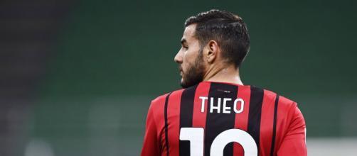 Il Milan non vuole perdere Theo Hernandez.