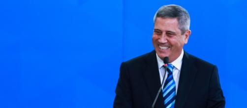 Ministro Walter Braga Netto ameaçou as eleições de 2022 (Valter Campanato/Agência Brasil)