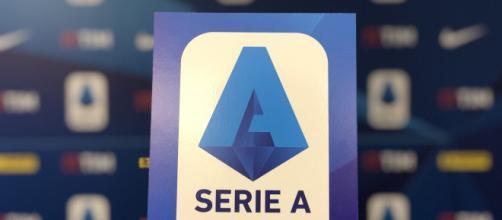 Il logo della Lega di Serie A.