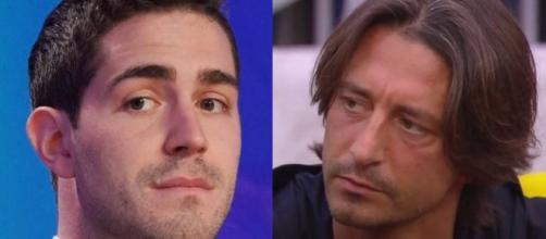Tommaso Zorzi e Francesco Oppini a cena allo stesso tavolo, ma non condividono nulla su Ig.