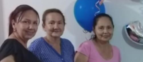 Una de las hermanas que sobrevivió asegura que la vacuna fue lo que hizo la diferencia (RR SS)