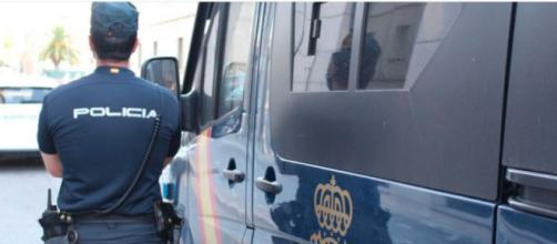 Uno de los neonazis sufrió fracturas en el cráneo (@policia)
