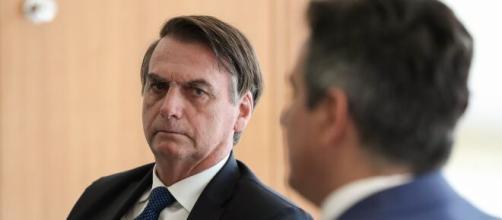 Bolsonaro se aproxima do centrão e admite ser do bloco (Divulgação/Palácio do Planalto)