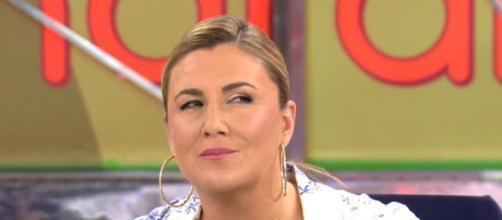 Carlota Corredera sostiene que Olga Moreno es cómplice del dolor de Rocío Carrasco - (Telecinco)