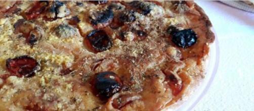 La croccantella, un piatto buono sia dolce che salato.
