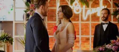 Love is in the air, trama 26-30 luglio: Serkan vuole interrompere la storia con Eda.