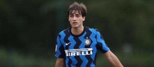 Mulattieri: il giovane attaccante dell'Inter piace al Crotone.