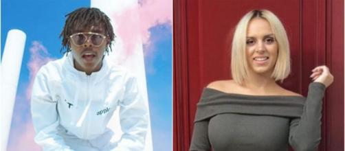 Samantha Peyton trompée par le rappeur Koba LaD avec une de ses amies : elle annonce la rupture.
