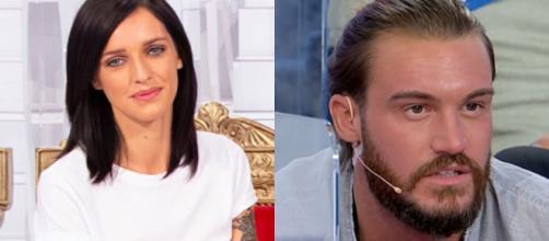 U&D, Jessica fa insinuazioni su Davide: 'So chi potrebbe corteggiare la tronista trans'.