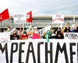 Oposição faz atos e carreatas pelo impeachment de Bolsonaro. (Arquivo Blasting News)