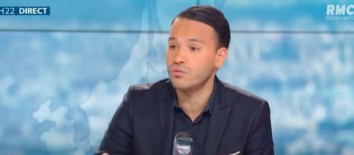 mohamed bouhafs en larmes photo capture d'écran vidéo YouTube