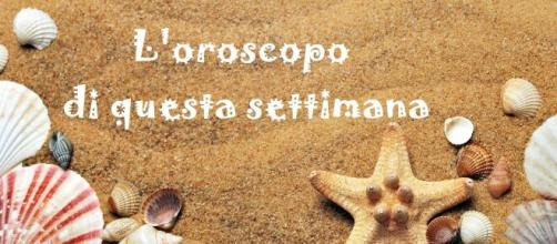 Oroscopo e classifica settimana dal 26 luglio al 1° agosto: Pesci in ribasso, acquisti per Acquario.