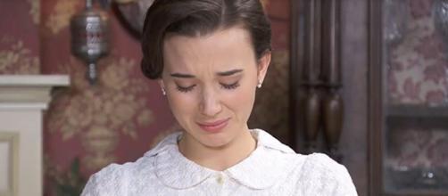 Una Vita, anticipazioni fino al 30 luglio: Cinta dà dell'egoista a Camino e lei crolla.