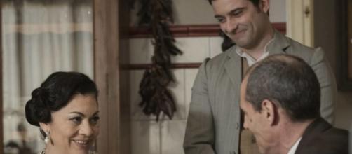 Una vita trame al 1° agosto: Bellita accetta Julio, Felipe vuole andare a Cuba da Santiago.