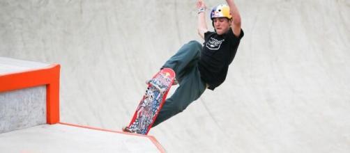 Lo skateboard approda alle Olimpiadi Tokyo 2020.