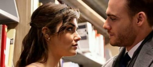 Love is in the air, trama Turchia: Eda crede che Selin abbia manomesso i disegni di Serkan.