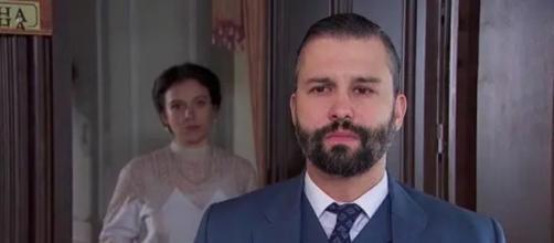 Una Vita: Felipe vuole vendicare la morte della sua ex fidanzata.