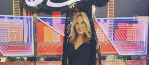 Belén Rodríguez dio su opinión en el Deluxe y en Socialité (Telecinco)