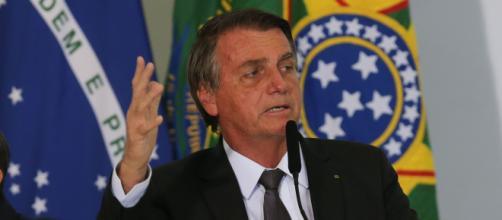 Bolsonaro diz temer perda de apoio popular (Fabio Rodrigues Pozzebom/Agência Brasil)