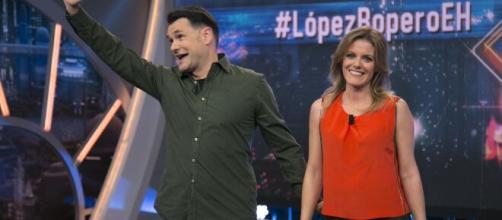 El adiós de Iñaki López a 'La Sexta Noche' (Antena 3)