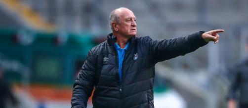 Grêmio quer contratar para deixar zona do rebaixamento (Lucas Uebel/Grêmio)