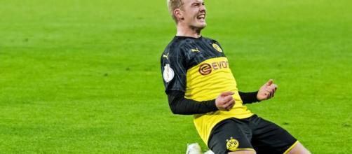 Julian Brandt, giocatore del Borussia Dortmund.