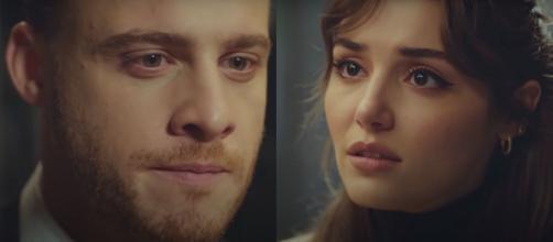 Love is in the air, trame turche: Serkan conferma a Eda di non aver mai amato Selin.