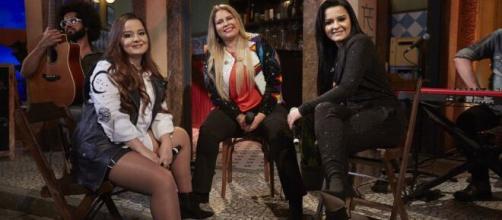 Marília Mendonça, Maiara e Maraisa são elogiadas por live (Divulgação)