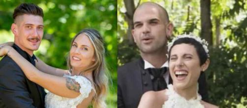 Matrimonio a prima vista, Giorgia e Fabio sono una coppia: terminate le nozze con gli ex