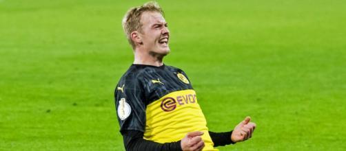 Milan: piace Brandt, trequartista del Borussia Dortmund.