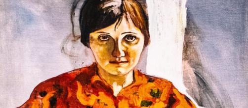 Alice Neel portrait (Image source: Thomas Hawk/Flickr)