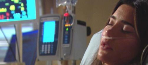Beautiful, anticipazioni 29 e 30 luglio: Steffy esce dal coma, Sally sviene