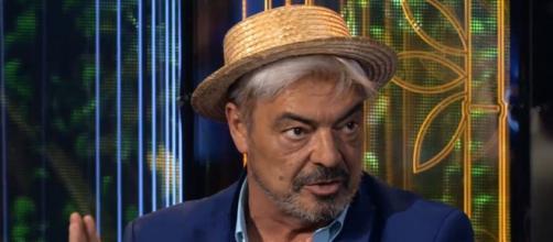 El propio presentador le ha propuesto a Antonio Canales que denuncie si estuviera tan convencido (Telecinco)
