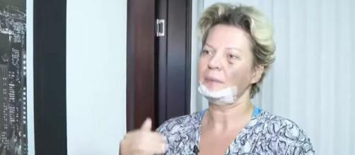 Joice já disse ter dois suspeitos de suposta agressão (Reprodução/CNN Brasil)