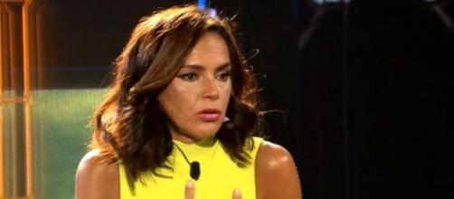Olga Moreno ahora es el pilar económico de la familia (Twitter, Supervivientes)