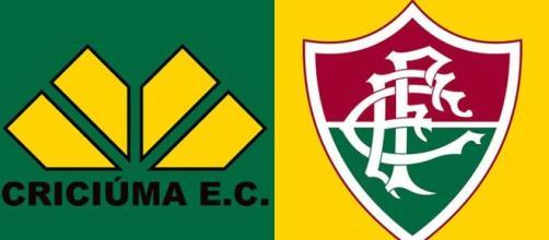 Saiba onde assistir Criciúma x Fluminense (Arte/Eduardo Gouvea)