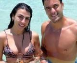 Giulia Salemi e Pierpaolo Pretelli: lui la bacchetta.