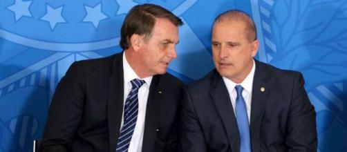 Bolsonaro recria Ministério do Trabalho para nomear Onyx Lorenzoni (Wilson Dias/Agência Brasil)