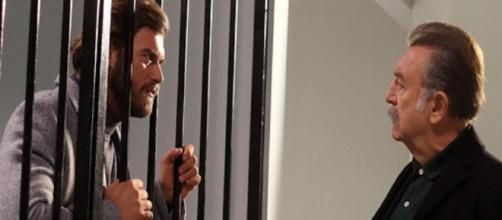 Brave and Beautiful, spoiler sino al 6/08: Cesur finisce in prigione.