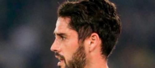 Isco, centrocampista del Real Madrid.