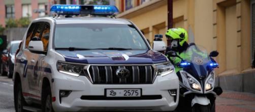 La policía local y la Ertzaintza investigan el hecho (@ertzaintzaEJGV)