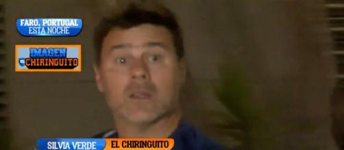 Mauricio Pochettino a été surpris par une questions sur Kylian Mbappé - Source : capture d'écran Twitter