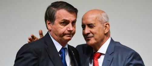Militares da ativa não gostaram do tratamento que Bolsonaro deu ao general Ramos (Marcelo Camargo/Agência Brasil)