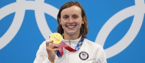 Olympics: Katie Ledecky pushes on with renewed focus for Tokyo 2020 (Image source: Twitter/@katieledecky)