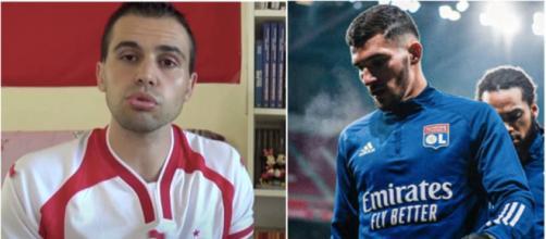 Romain Molina a donné ses informations sur les jeux d'agents. (crédit Instagram / YouTube)
